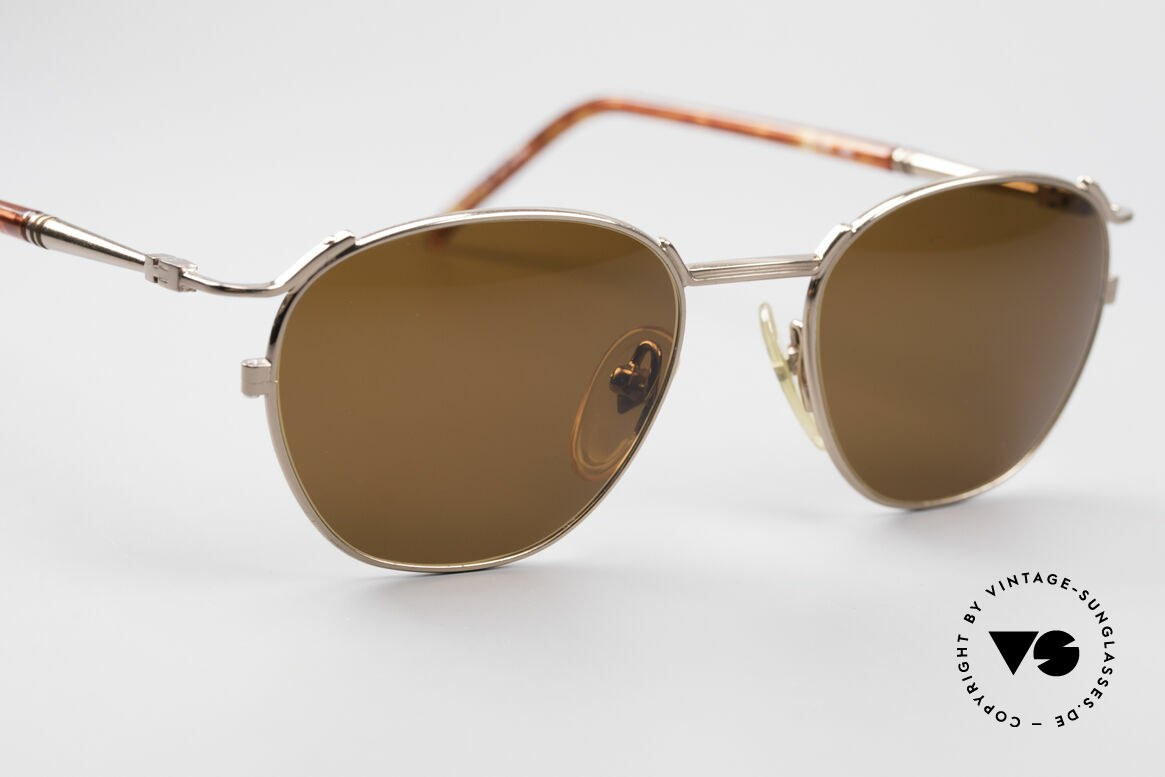 Jean Paul Gaultier 57-2276 True Vintage 90's Shades, unworn (like all our Haute Couture sunglasses), Made for Men and Women