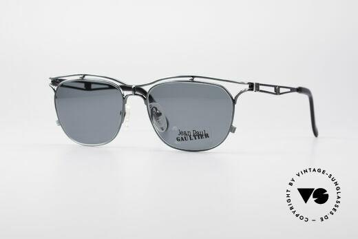 Jean Paul Gaultier 55-2178 Top Quality Vintage Frame Details