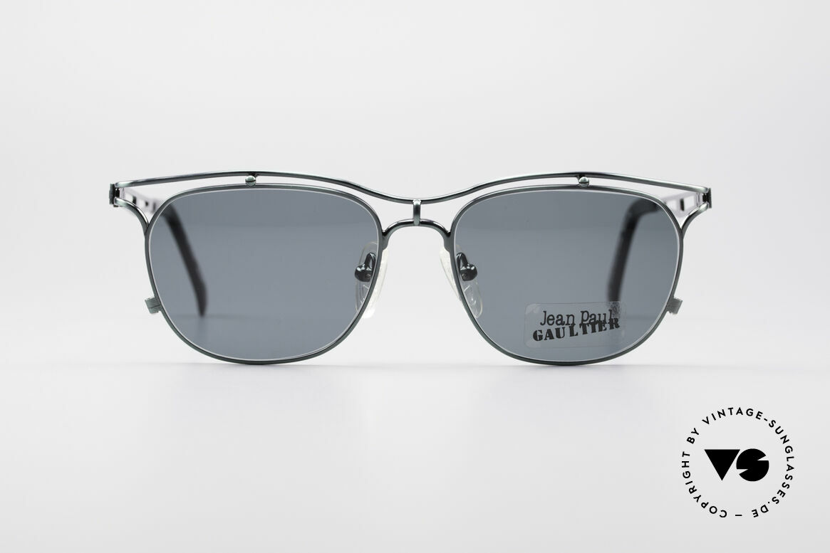 Jean Paul Gaultier 55-2178 Top Quality Vintage Frame, tangible TOP-notch-quality (frame made in Japan), Made for Men and Women