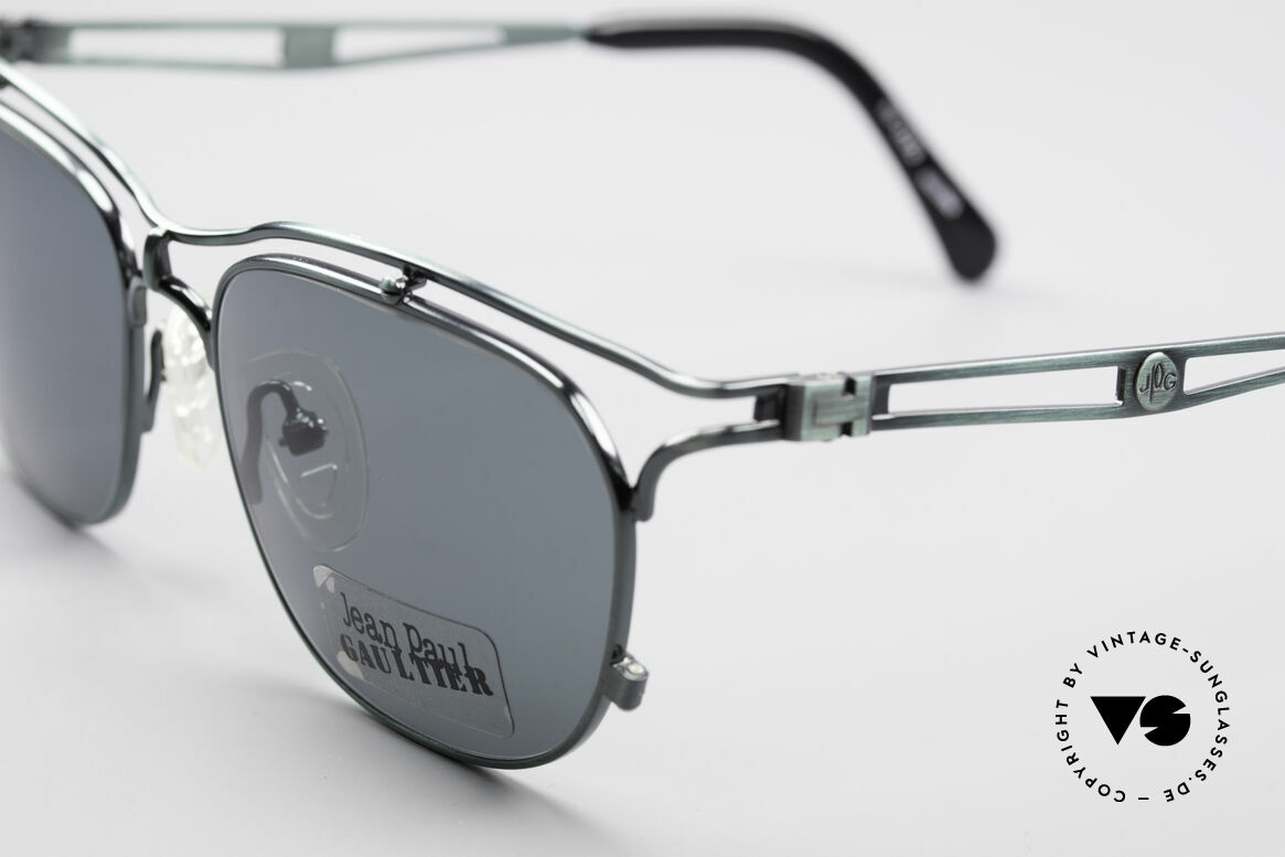 Jean Paul Gaultier 55-2178 Top Quality Vintage Frame, unworn, NOS (like all our vintage designer glasses), Made for Men and Women