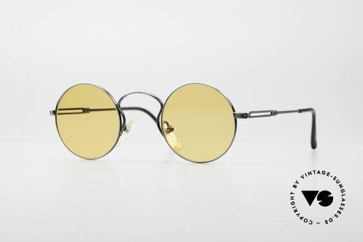 Jean Paul Gaultier 55-0172 Round Vintage Glasses JPG Details