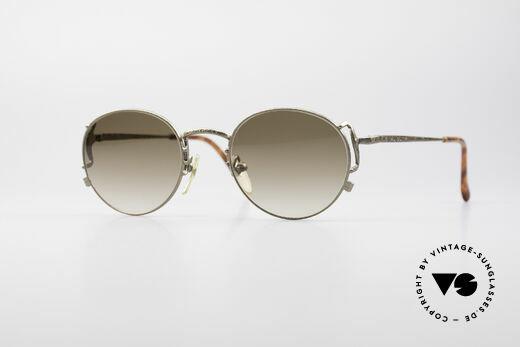 Jean Paul Gaultier 55-3178 90's Vintage No Retro Specs Details