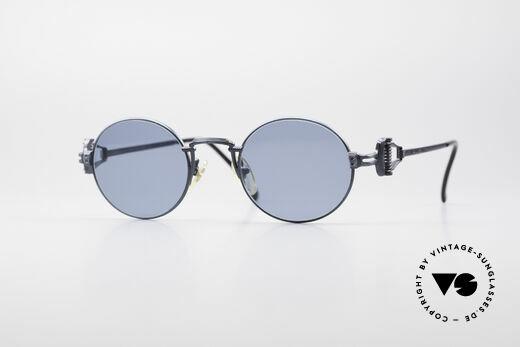 Jean Paul Gaultier 55-5106 Steampunk Vintage Shades JPG Details
