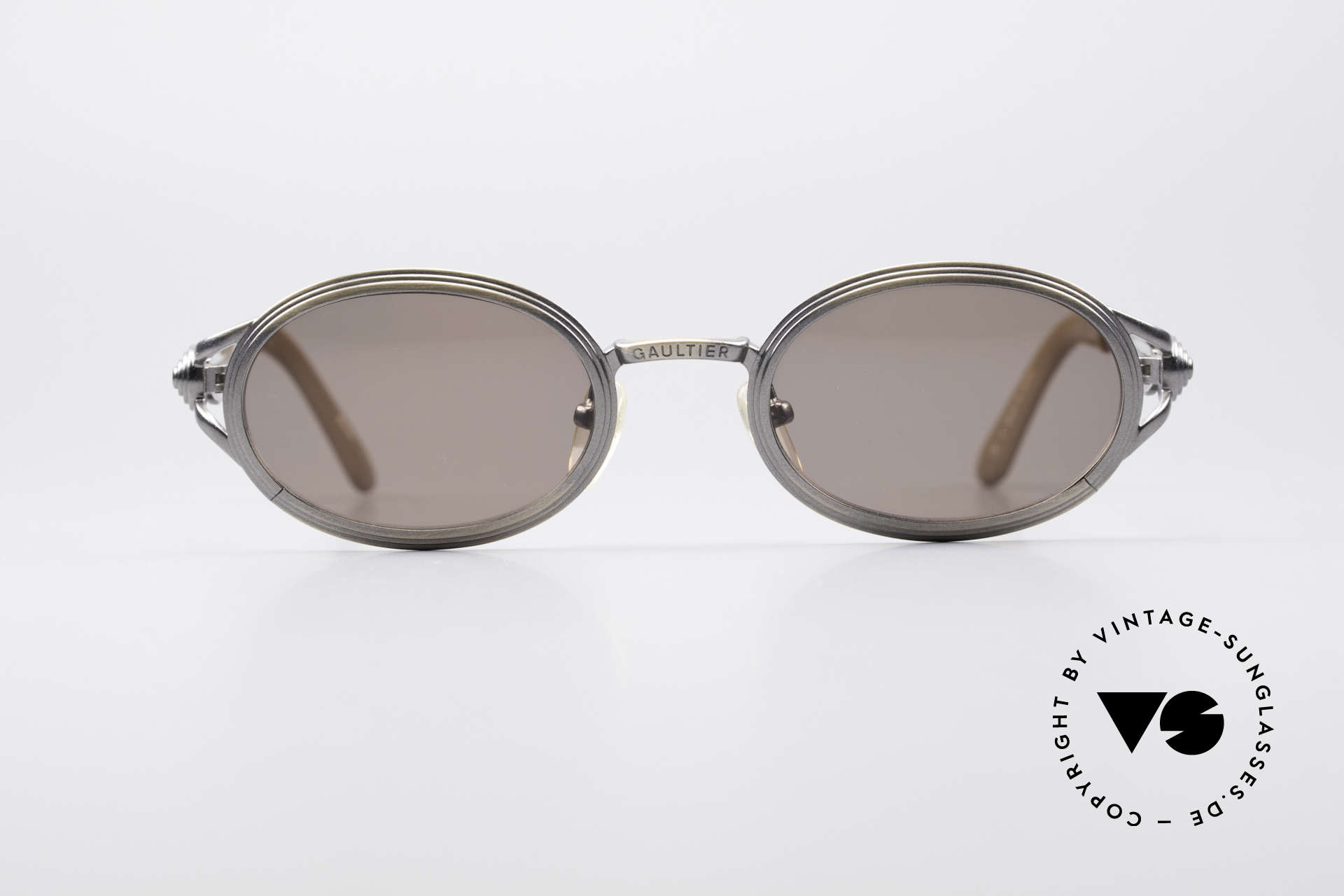 Glasses Steampunk 7114 Oval Jean Paul Gaultier 56 CrdtshQ