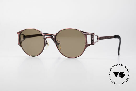 Jean Paul Gaultier 56-5105 Rare Celebrity Sunglasses Details