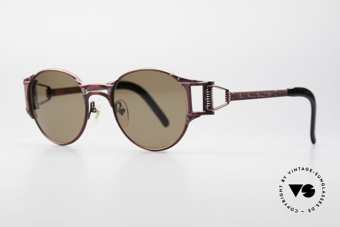 Jean Paul Gaultier 56-5105 Rare Celebrity Sunglasses, celebrity shades: worn by various US Rapper, Hip-Hop, Made for Men and Women