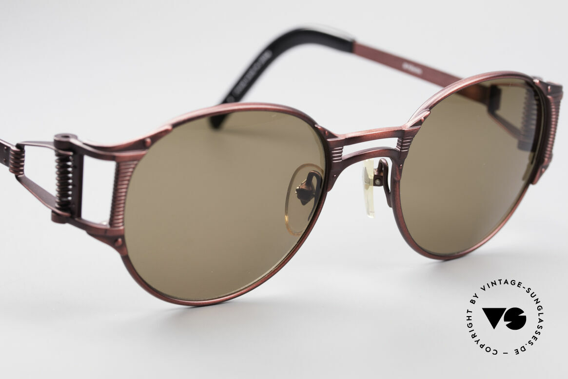 Jean Paul Gaultier 56-5105 Rare Celebrity Sunglasses, unworn (like all our vintage Gaultier designer shades), Made for Men and Women