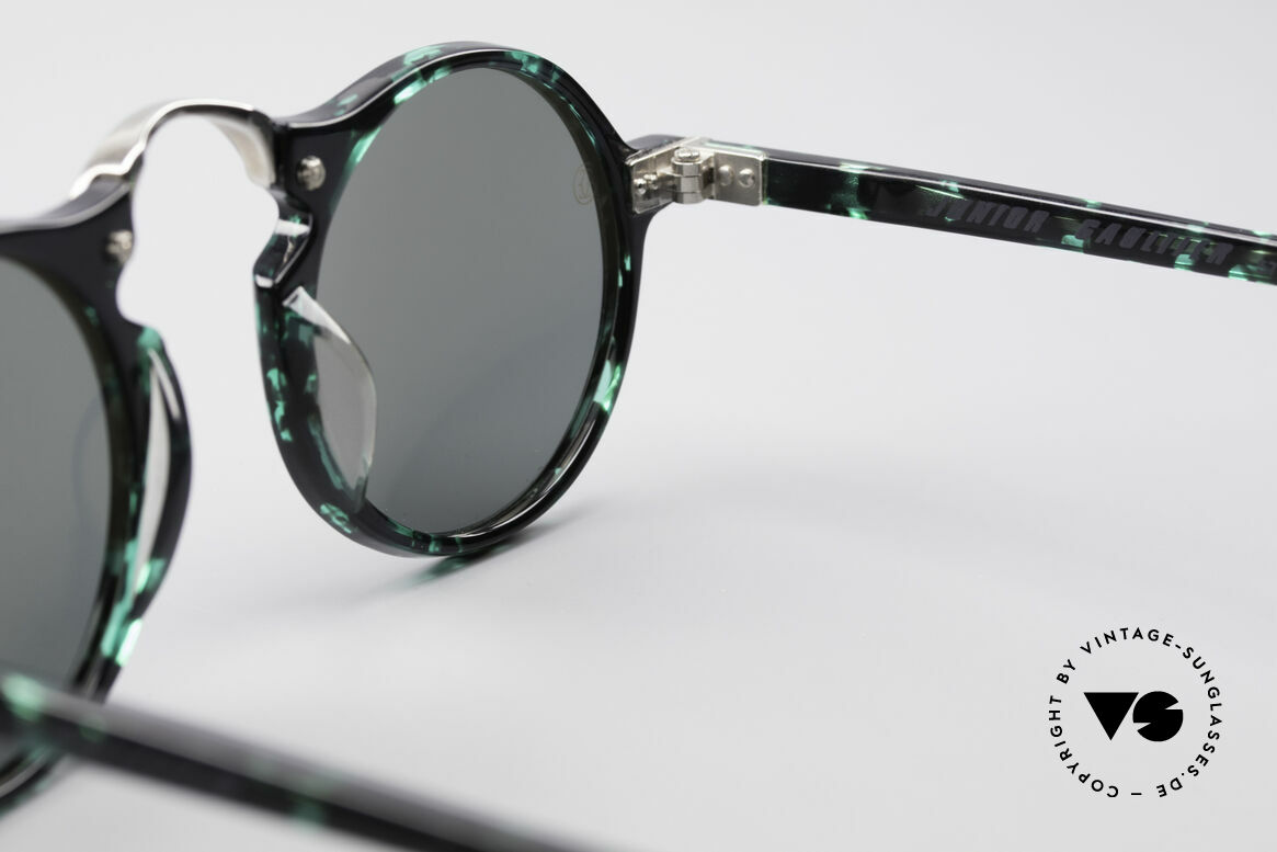 Jean Paul Gaultier 57-0271 Customized Cartier Lenses