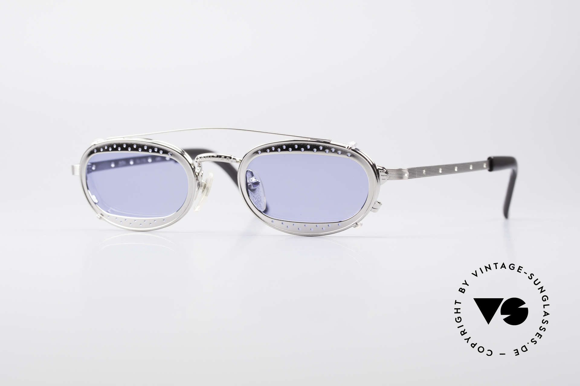 Jean Paul Gaultier 56-7116 Limited Vintage Glasses, LIMITED designer sunglasses by JEAN PAUL GAULTIER, Made for Men and Women