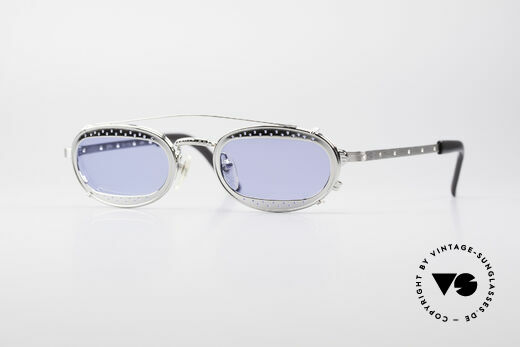 Jean Paul Gaultier 56-7116 Limited Vintage Glasses Details