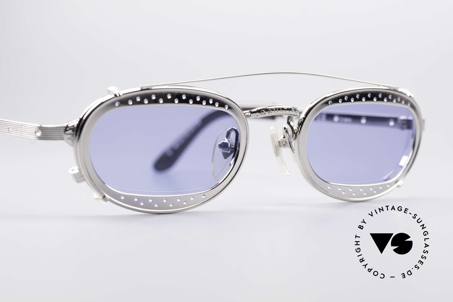 Jean Paul Gaultier 56-7116 Limited Vintage Glasses, unique JPG design & top-notch quality (made in Japan), Made for Men and Women