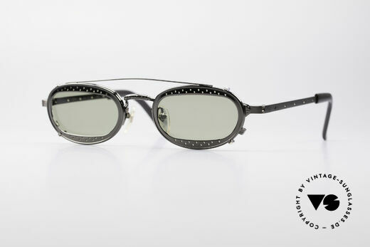 Jean Paul Gaultier 56-7116 Limited 98 Vintage Glasses Details