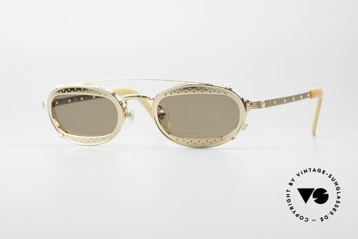 Jean Paul Gaultier 56-7116 Limited 98 Vintage Shades Details
