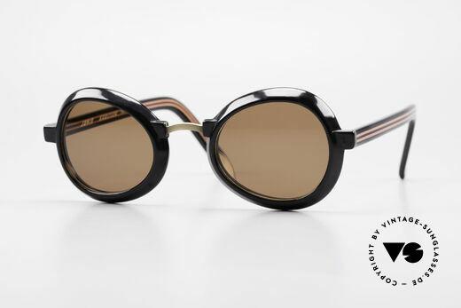 Jean Paul Gaultier 58-1274 Junior Gaultier Vintage Shades Details