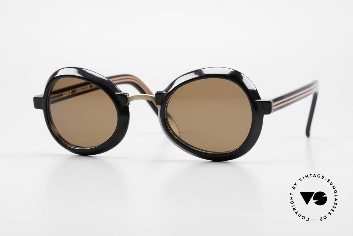 Jean Paul Gaultier 58-1274 Junior Gaultier Vintage Shades, fantastic Jean Paul GAULTIER vintage sunglasses, Made for Men and Women