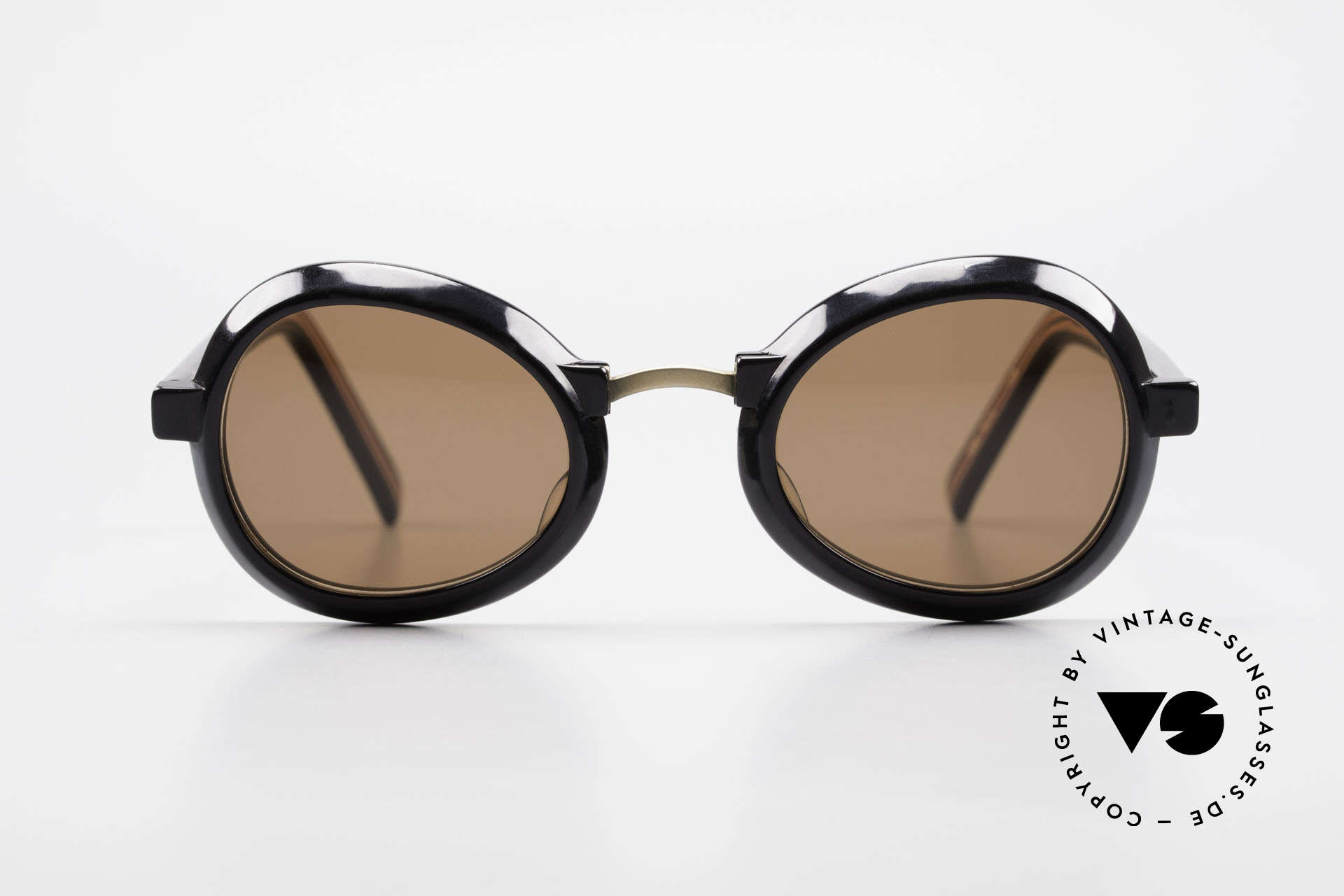 Jean Paul Gaultier 58-1274 Junior Gaultier Vintage Shades, unique combination of materials, design & colors, Made for Men and Women