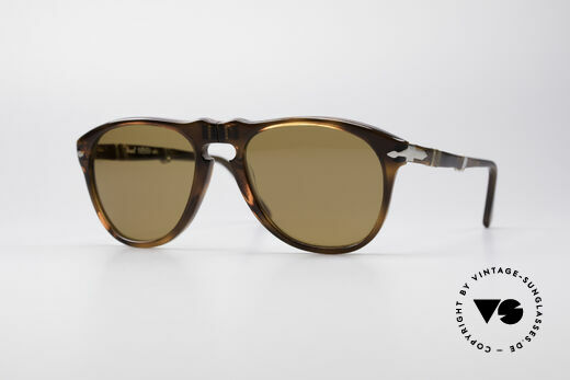 Persol Ratti 806 Folding Vintage Foldable Shades Details