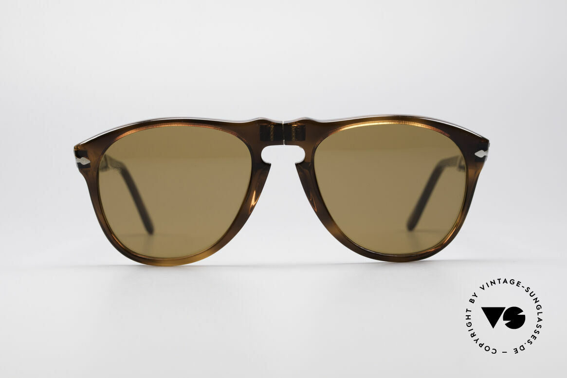 Persol Ratti 806 Folding Vintage Foldable Shades, similar to the Steve McQueen Persol 714 Ratti glasses, Made for Men