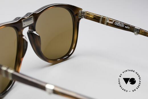 Persol Ratti 806 Folding Vintage Foldable Shades, NO RETRO GLASSES, but a min. 40 years old ORIGINAL, Made for Men