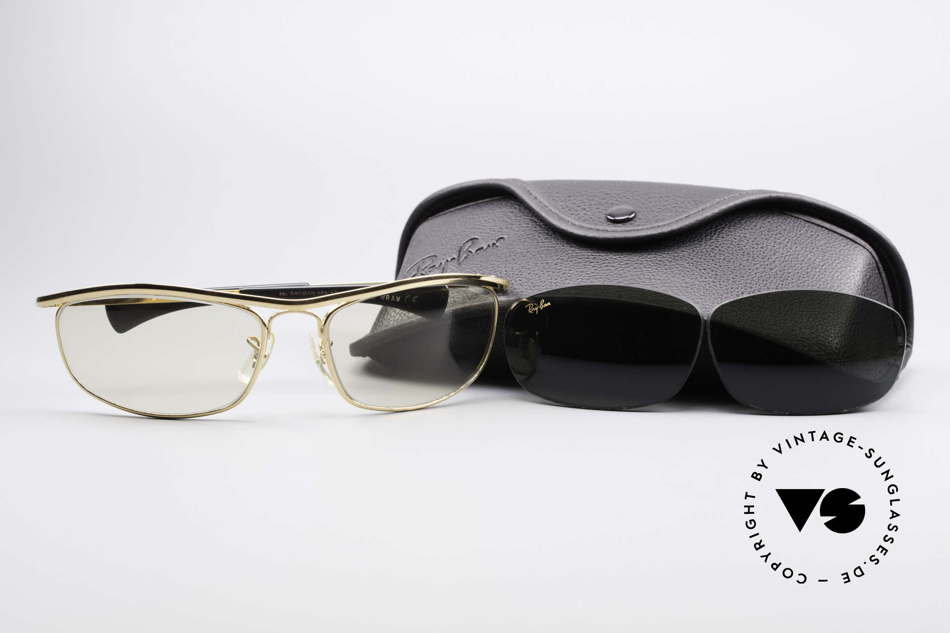 91dc8af0ba0 Ray Ban Olympian Ii Deluxe Easy Rider By B l - Restaurant and ...