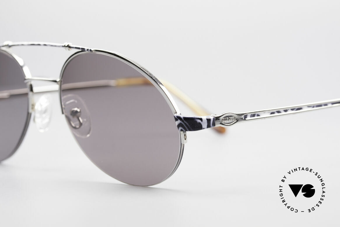 Bugatti 14651 Men's Vintage 90's Shades, neat spring hinges & crafting at the highest standard, Made for Men