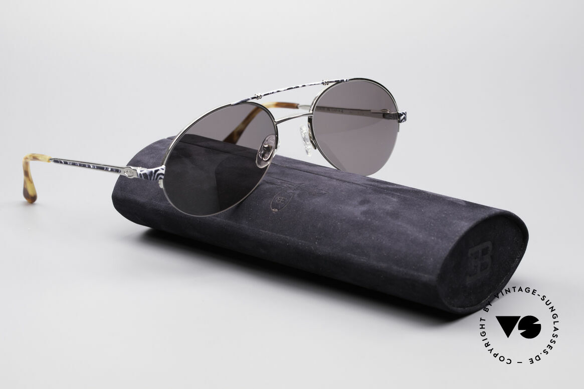 Bugatti 14651 Men's Vintage 90's Shades