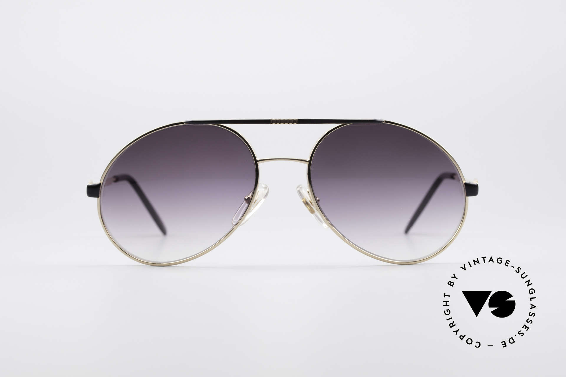 Bugatti 65837 80's Designer Sunglasses, a true classic by Bugatti (made around 1984 in France), Made for Men