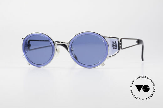 Jean Paul Gaultier 58-6201 Celebrity Vintage Shades Details