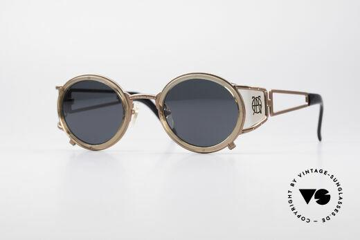 Jean Paul Gaultier 58-6201 Vintage Celebrity Glasses Details