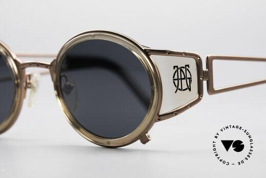 Jean Paul Gaultier 58-6201 Vintage Celebrity Glasses