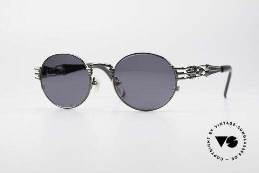Jean Paul Gaultier 56-6106 A$AP Rocky Rap Sunglasses Details