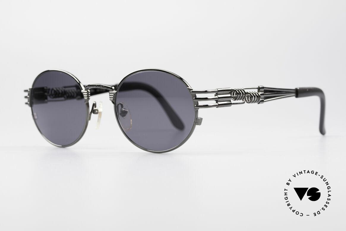 Jean Paul Gaultier 56-6106 A$AP Rocky Rap Sunglasses