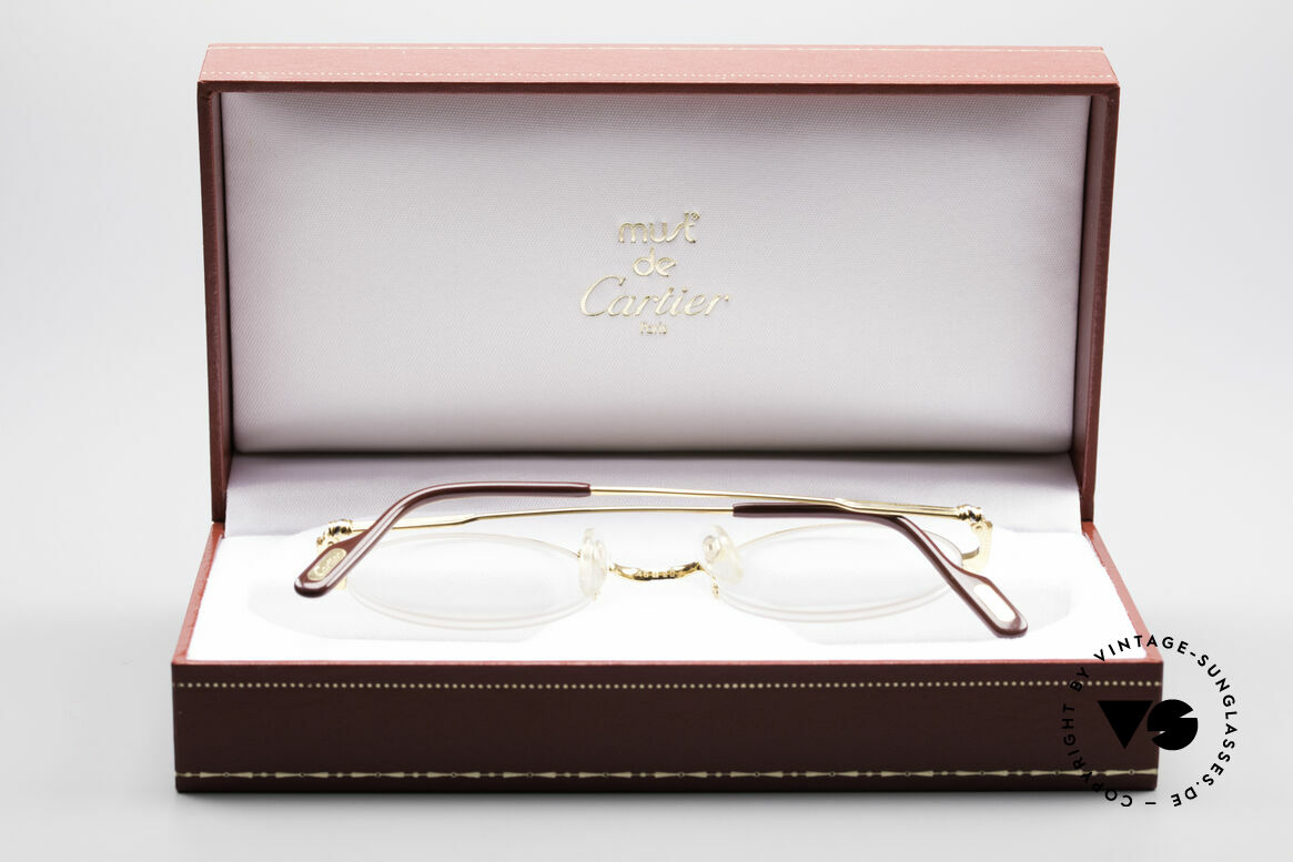 f65da385c0 Glasses Cartier Mayfair Luxury Round Eyeglasses