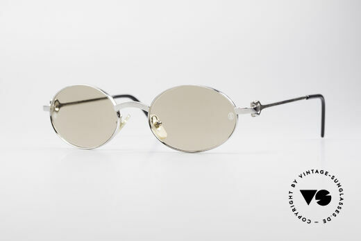 Cartier Spider Oval Luxury Sunglasses Details