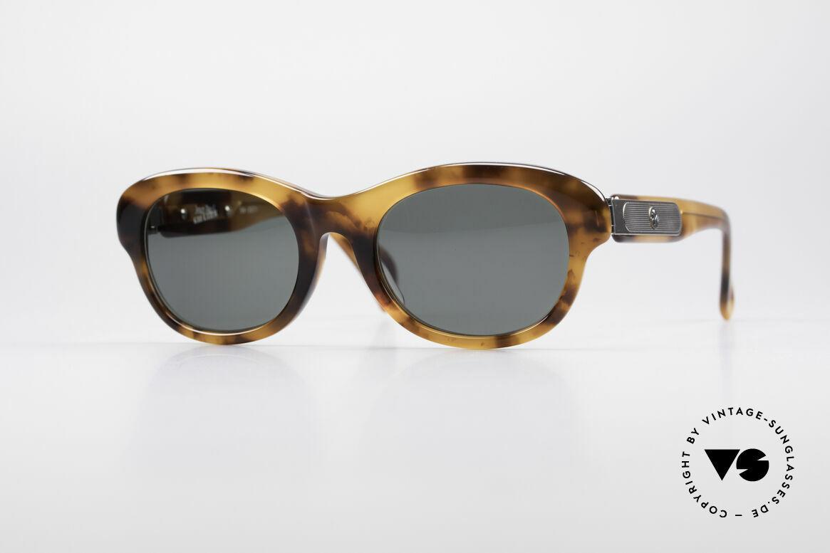 Jean Paul Gaultier 56-2071 No Retro True Vintage Frame, rare vintage Jean Paul Gaultier sunglasses from 1995, Made for Women