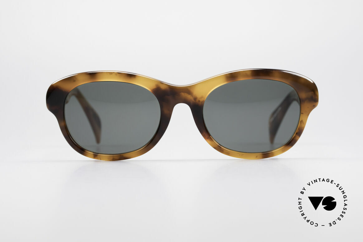 Jean Paul Gaultier 56-2071 No Retro True Vintage Frame, brilliant combination of materials; high-end quality, Made for Women