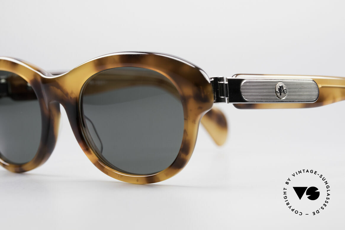 Jean Paul Gaultier 56-2071 No Retro True Vintage Frame, monolithic (built to last) & with 100% UV protection, Made for Women