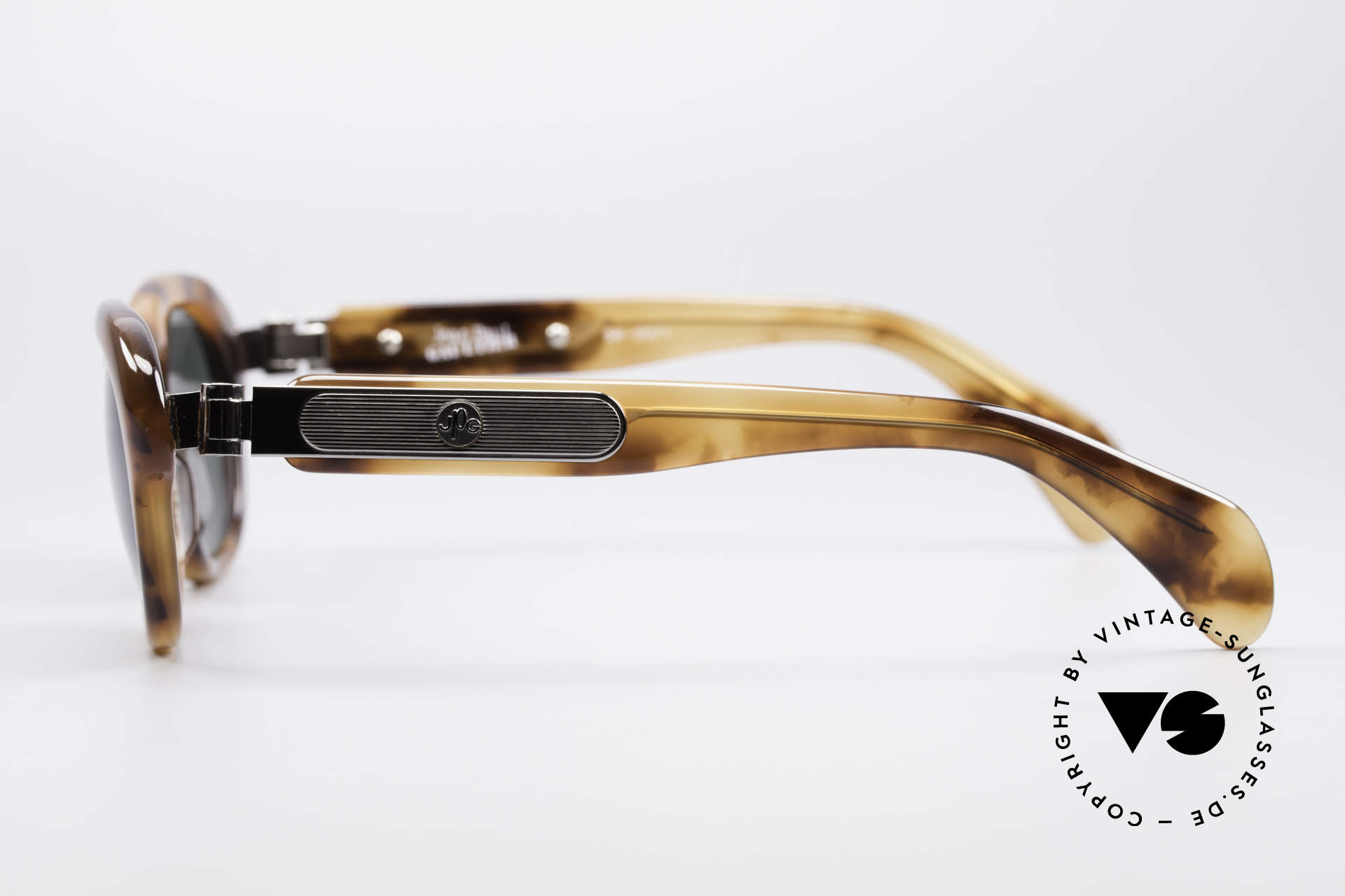 Jean Paul Gaultier 56-2071 No Retro True Vintage Frame, new old stock (like all our vintage JP Gaultier shades), Made for Women