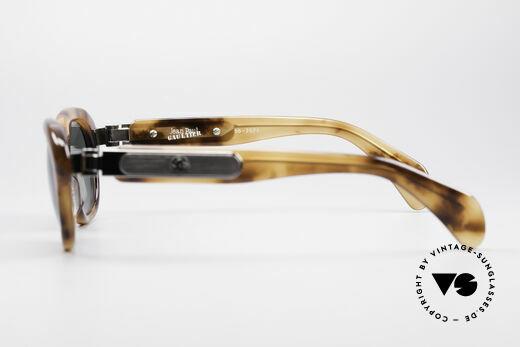 Jean Paul Gaultier 56-2071 No Retro True Vintage Frame, NO RETRO GLASSES, but a genuine old 90's ORIGINAL, Made for Women