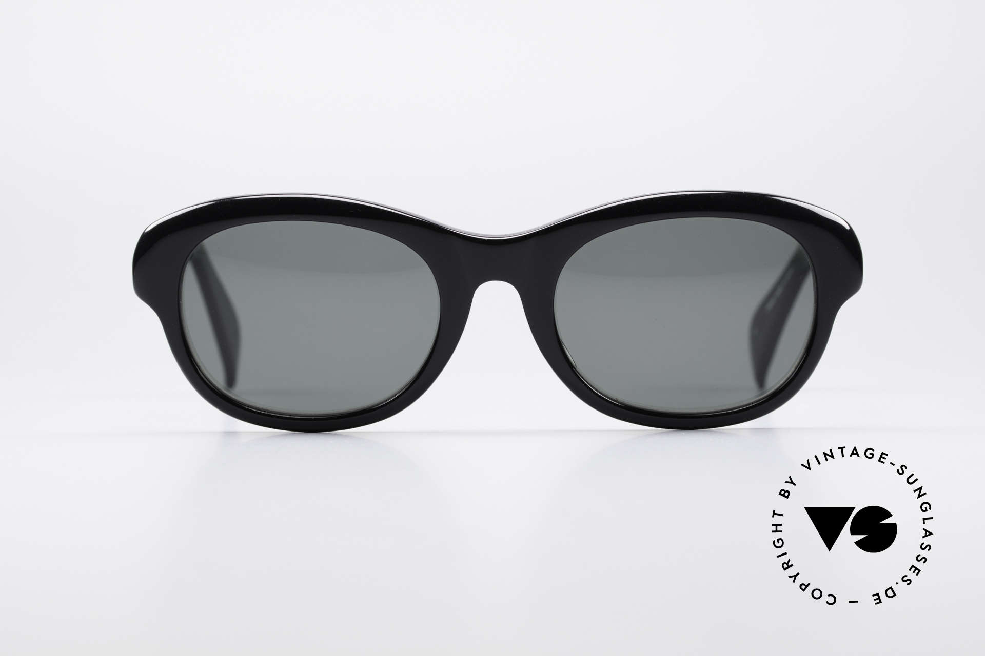 Jean Paul Gaultier 56-2071 No Retro True Vintage Specs, brilliant combination of materials; high-end quality, Made for Women