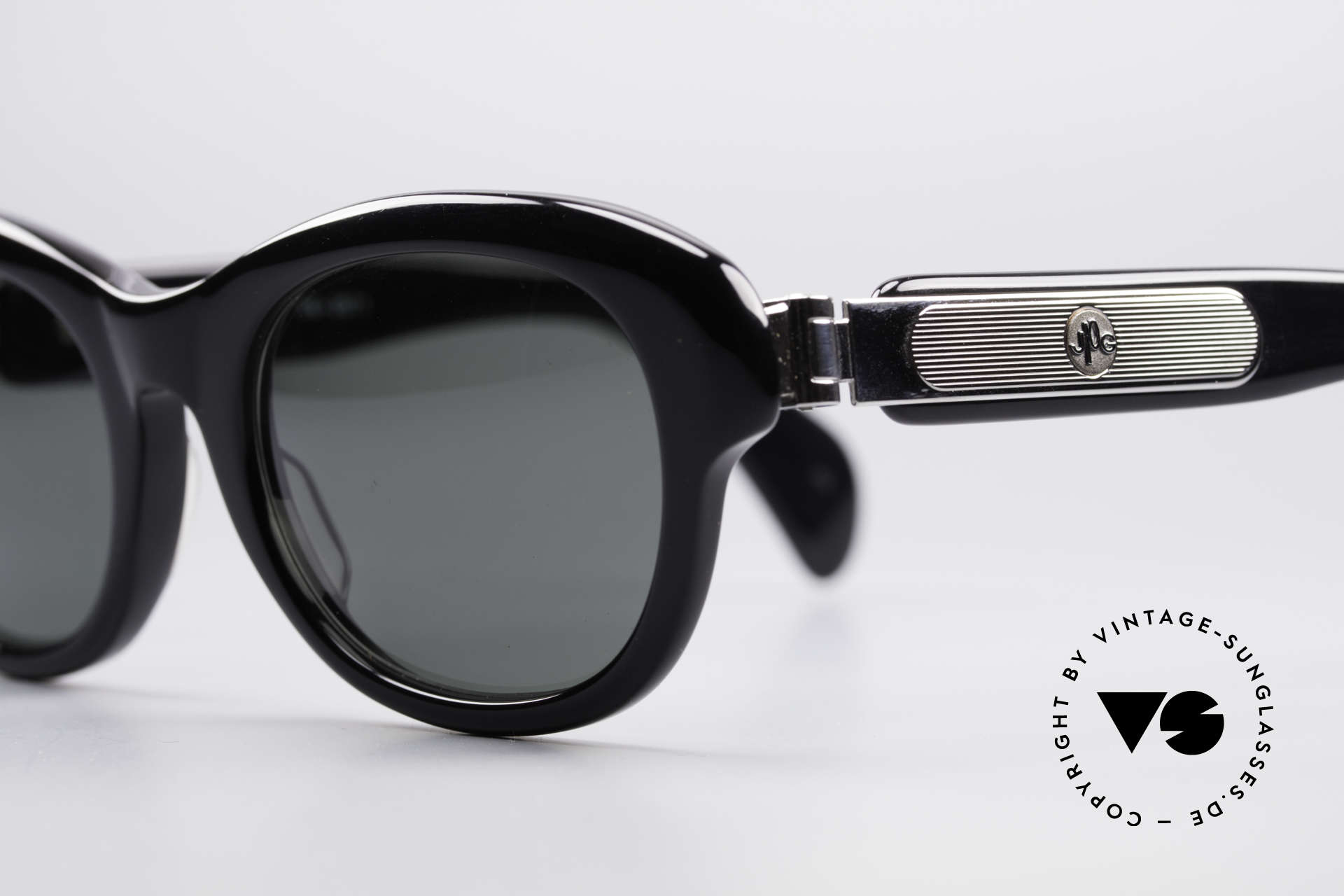 Jean Paul Gaultier 56-2071 No Retro True Vintage Specs, monolithic (built to last) & with 100% UV protection, Made for Women