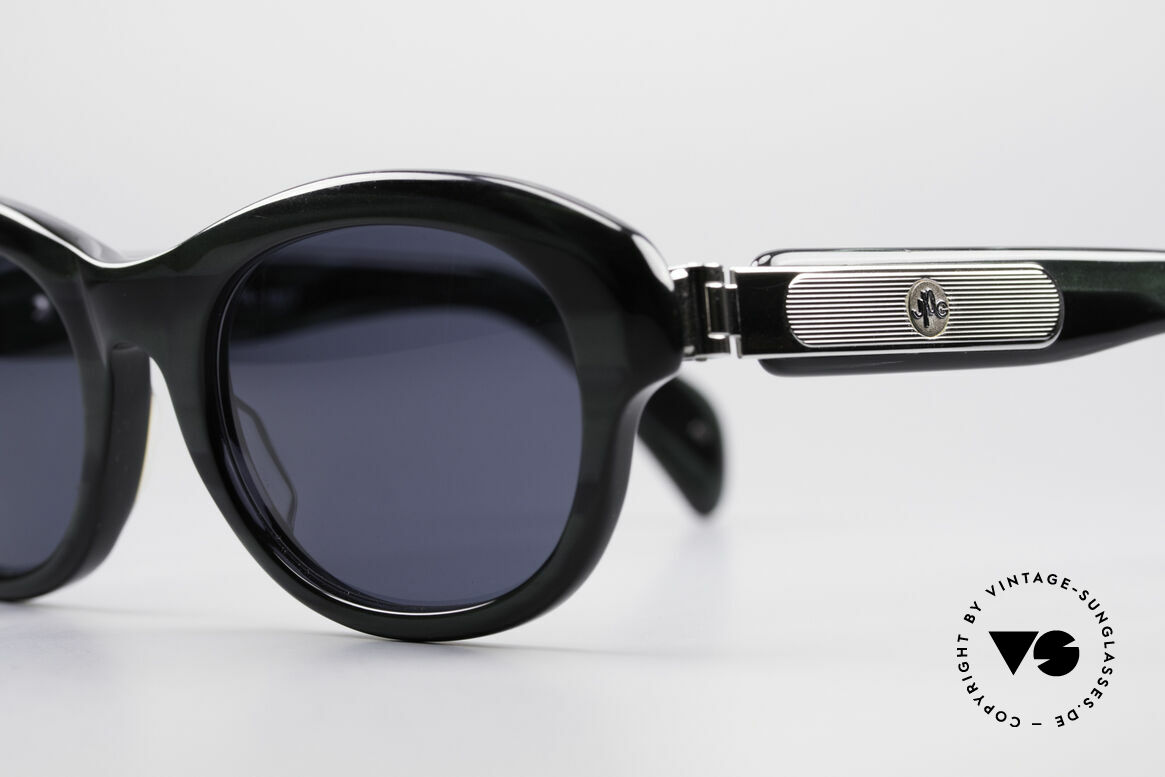 Jean Paul Gaultier 56-2071 True Vintage No Retro Specs, monolithic (built to last) & with 100% UV protection, Made for Women