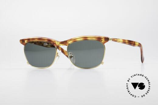 Jean Paul Gaultier 56-0273 Classic Designer Sunglasses Details