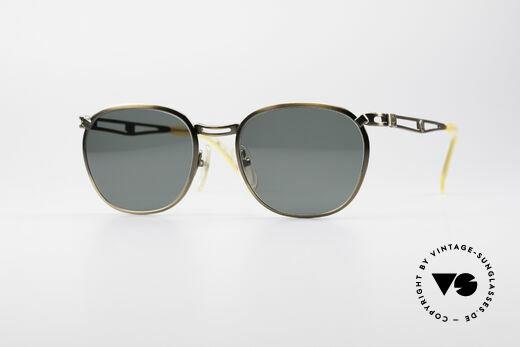 Jean Paul Gaultier 56-2177 90's Designer Sunglasses Details