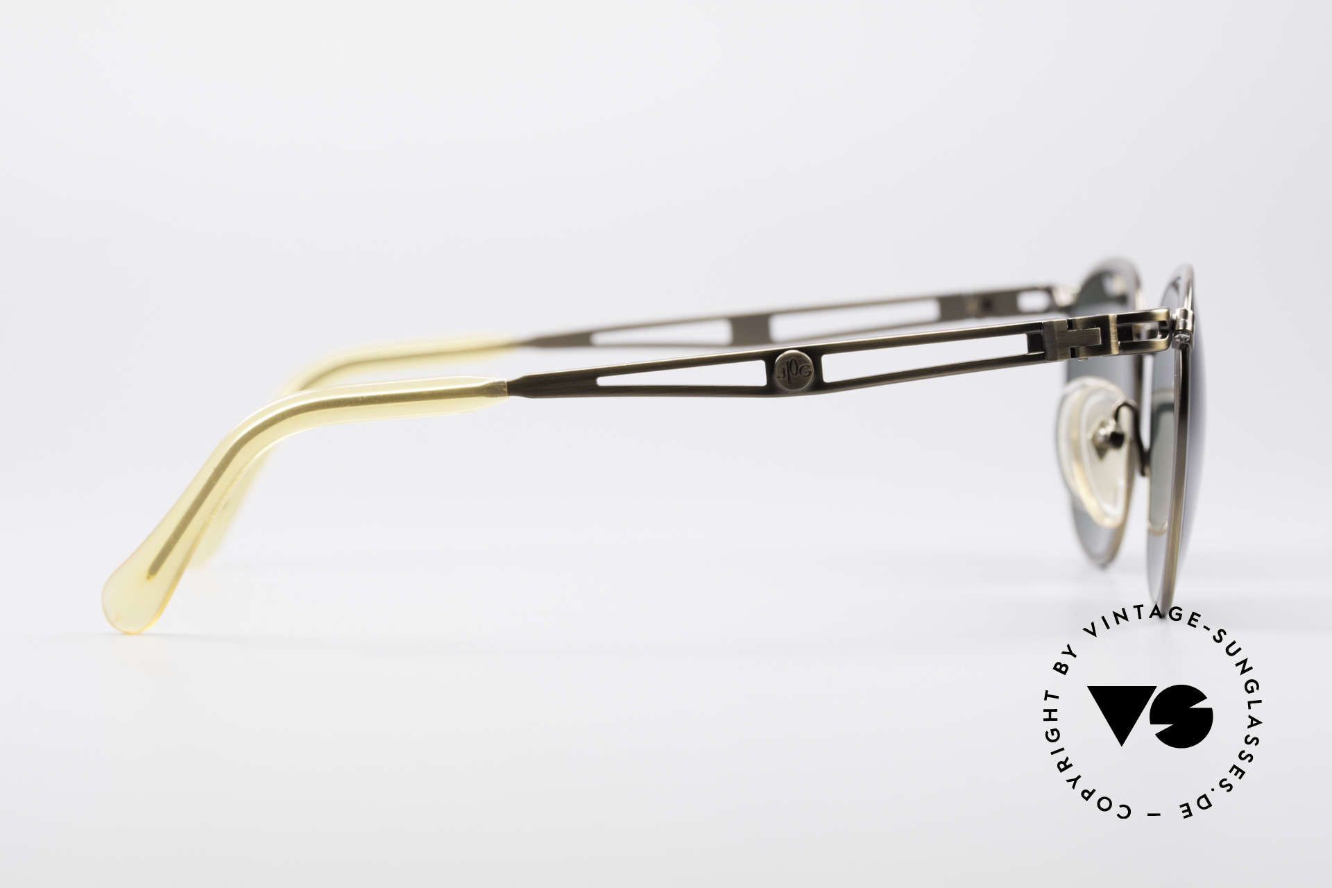 Jean Paul Gaultier 56-2177 90's Designer Sunglasses, NO RETRO fashion, but a 25 years old ORIGINAL!, Made for Men and Women