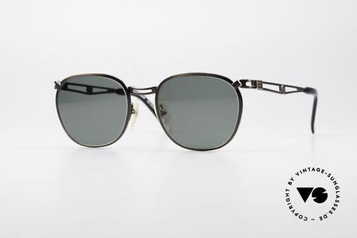 Jean Paul Gaultier 56-2177 Rare Designer Sunglasses Details