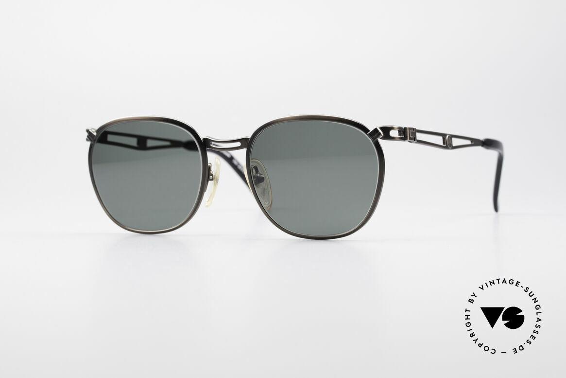 Jean Paul Gaultier 56-2177 Rare Designer Sunglasses, 1990's designer sunglasses by Jean Paul Gaultier, Made for Men and Women