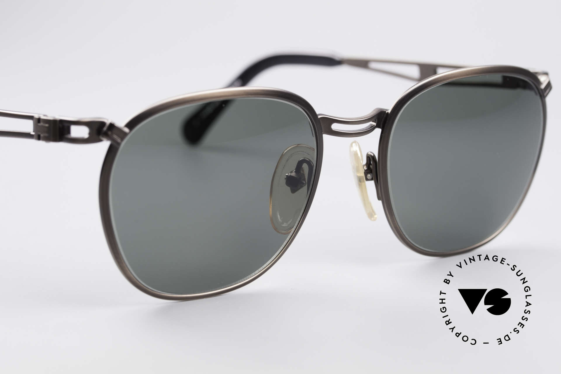 Jean Paul Gaultier 56-2177 Rare Designer Sunglasses, never worn, NOS (like all our rare vintage shades), Made for Men and Women