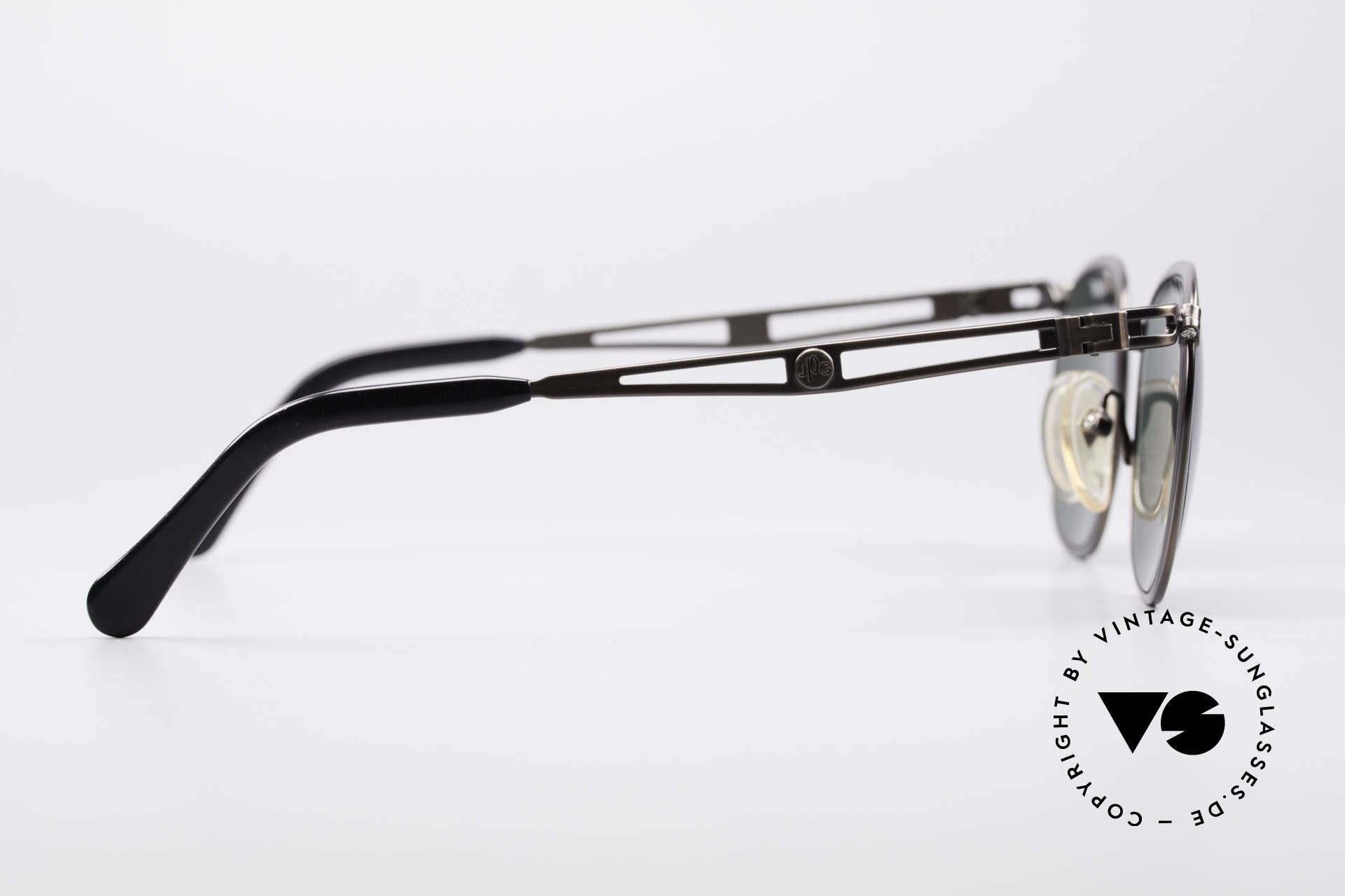 Jean Paul Gaultier 56-2177 Rare Designer Sunglasses, NO RETRO fashion, but a 25 years old ORIGINAL!, Made for Men and Women