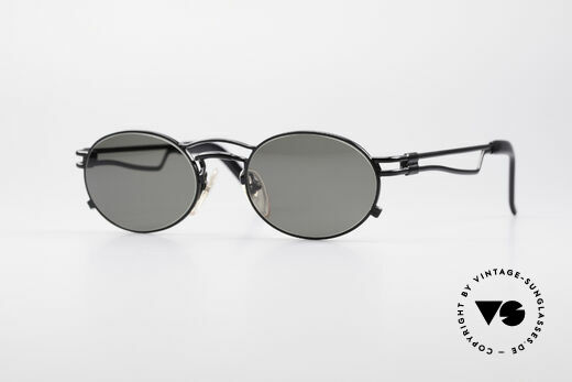 Jean Paul Gaultier 56-3173 Oval Vintage Sunglasses Details
